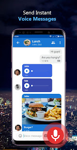 Voico: Free Calls and Messages