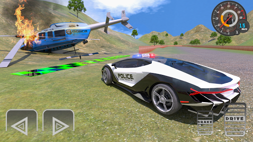 Police Chase Real Cop Driver 3d 1.5 screenshots 1