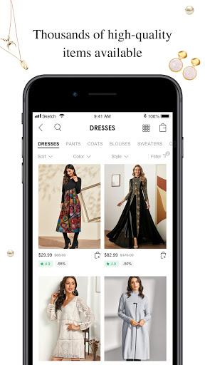 Floryday: Women Fashion Store 6.10.0 Screenshots 4