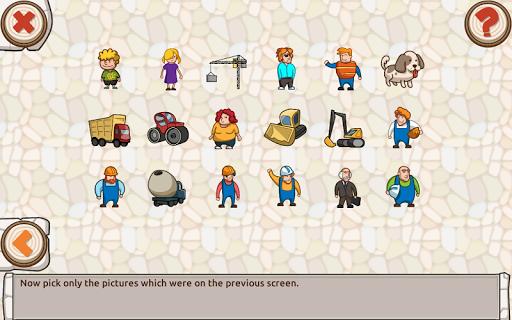 Mole's Adventure - Story with Logic Games Free 2.1.0 screenshots 17