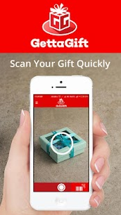 GettaGift : Wishlist Shopping & Gifting App Screenshot