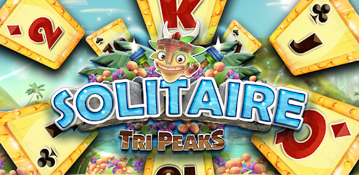 Screenshot of Solitaire Tripeaks Play Free Solitaire Card Games