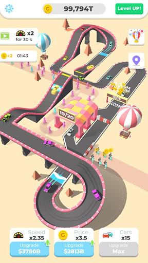 Idle Racing Tycoon-Car Games 1.6.0 screenshots 12