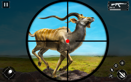 Code Triche Wild Animal Hunting Game:Jurassic World Hunter Sim apk mod screenshots 1