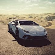 Desert SuperCar Racing:Open World Driving Trucks