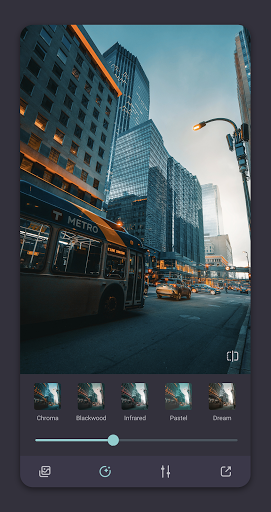 Teo - Teal and Orange Filters  screenshots 2