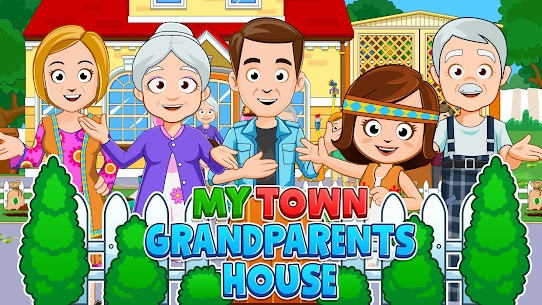 My Town : Grandparents Free For Android (MOD, Unlimited Money) 1