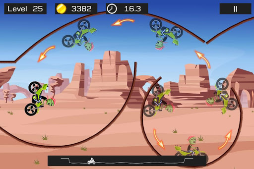 Top Bike - best physics bike stunt racing game filehippodl screenshot 3