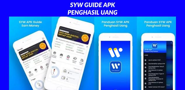 Image For SYW Apk Hints Penghasil Uang Versi 1.0.0 3