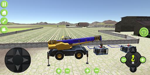 Heavy Excavator Jcb City Mission Simulator screenshot 3