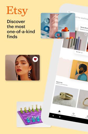 Etsy: Buy Custom, Handmade, and Unique Goods apktram screenshots 17