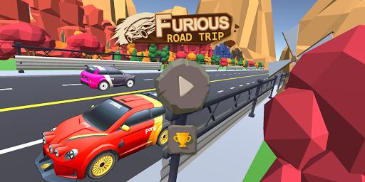 Car Endless Racing Game for Kids screenshots 10