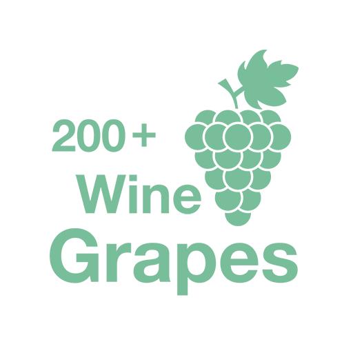200+ Wine Grapes