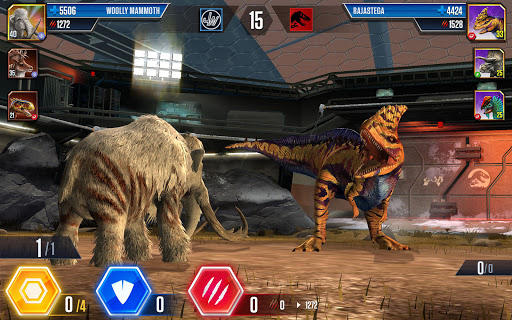 Jurassic Worldu2122: The Game 1.51.3 screenshots 7