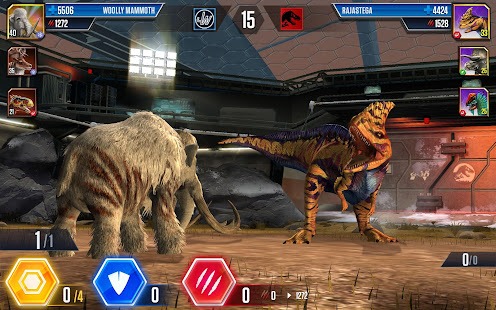 Image For Jurassic World™: The Game Versi 1.54.18 5