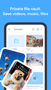 Aloha Browser Turbo – private browser   free VPN Apk 5
