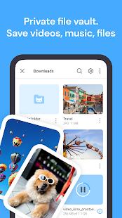 Aloha Browser Turbo - private browser + free VPN 3.9.1 Screenshots 5