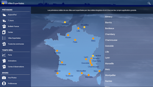 Mu00e9tu00e9o Paris Screenshots 7