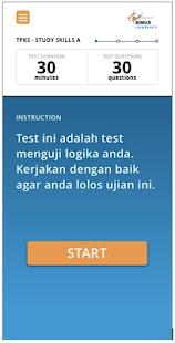 BINUS Admission Test