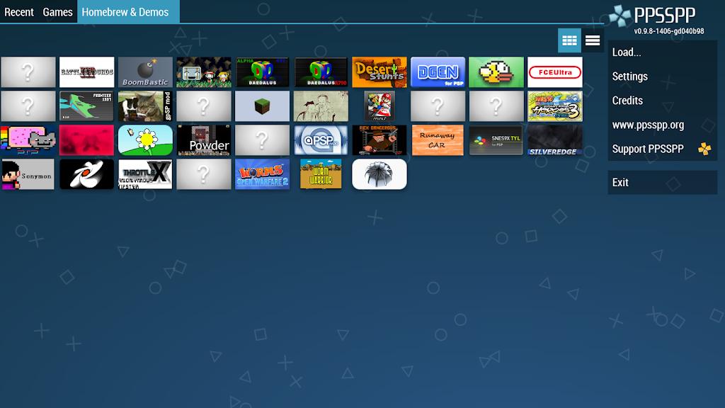 PPSSPP Gold - PSP emulator  poster 1