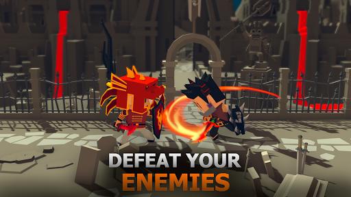 Battle Flare - Fighting RPG  screenshots 1