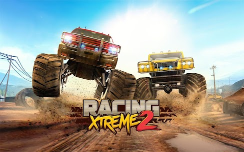 Free Racing Xtreme 2  Top Monster Truck  Offroad Fun 1