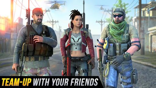 FPS Encounter Shooting 2020 -  New Shooting Games 1.17 screenshots 5