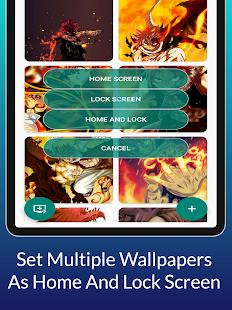 Natsu Anime Wallpapers 4K - Auto Changer Wallpaper
