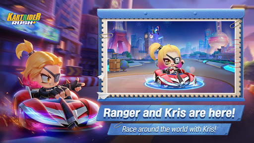 KartRider Rush+  screenshots 6