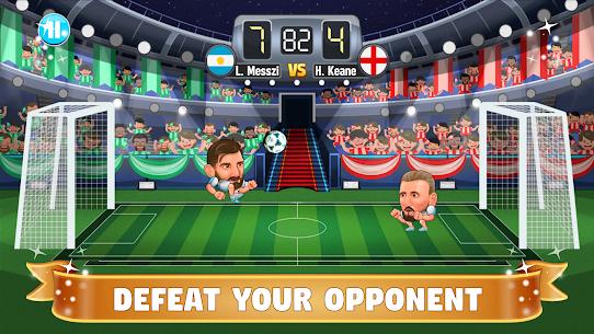 Big Head Soccer 1