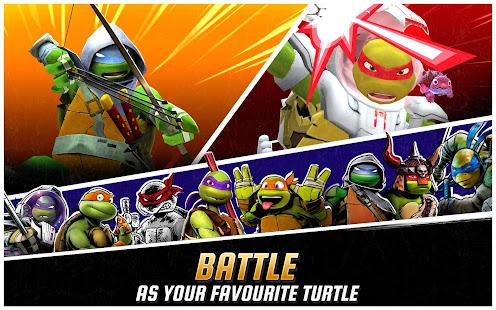 Ninja Turtles Legends Unlimited Money