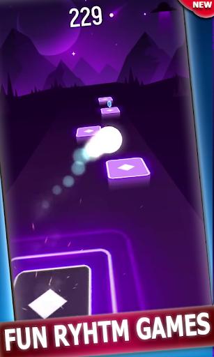 KPOP Tiles Hop Music Games Songs apkmr screenshots 2