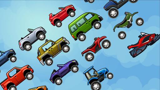 Car Racing : Mountain Climb 1.0.7 screenshots 1