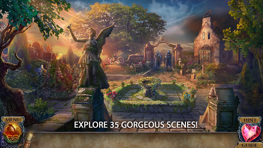 Hidden Objects - Immortal Love: Blind Desire  screenshots 9