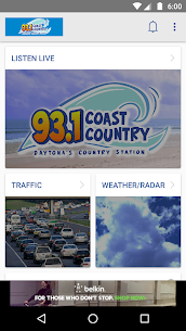 WKRO 93.1FM  Coast For Pc – Free Download For Windows 7, 8, 10 Or Mac Os X 1