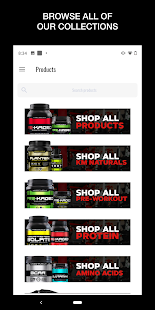 Download Kaged Muscle Supplements For PC Windows and Mac apk screenshot 2