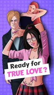 Love Talk Mod Apk: Dating Game with Love Story Chapters (Unlimited Diamonds) 5