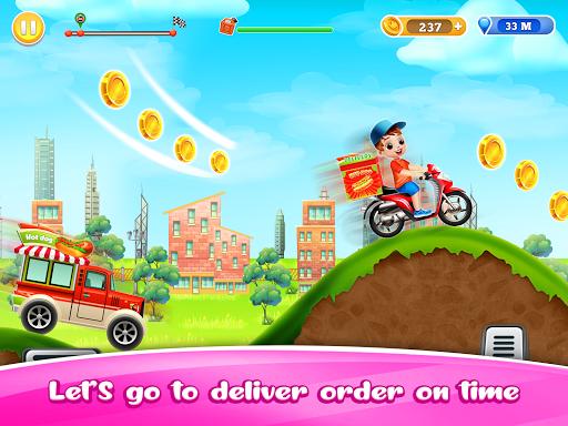 Hot dog Maker & Delivery game apkpoly screenshots 5