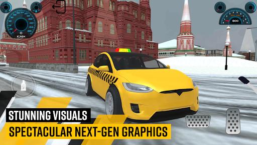 Taxi Driver World  screenshots 2