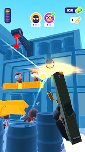 Gun Rage Mod Apk 1.4.1 (Unlimited Money) 1