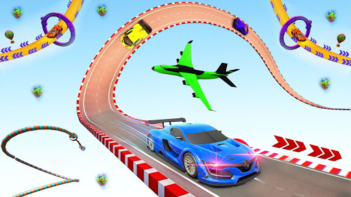Ramp Car Stunts 3D- Mega Ramp Stunt Car Games 2021 1.2 screenshots 4