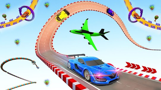 Ramp Car Stunts 3D- Mega Ramp Stunt Car Games 2021 4