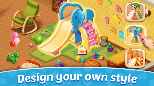 Baby Manor: Baby Raising Simulation & Home Design 1.6.0 screenshots 5