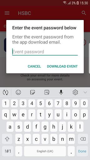 HSBC Innovation Summit  Screenshots 1