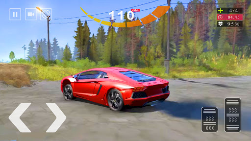 Car Simulator 2020 - Offroad Car Driving 2020 screenshots 3