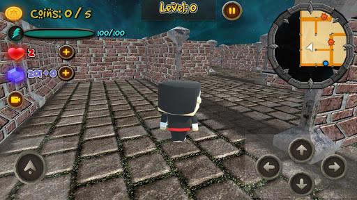 Trapped inside the maze 2.9 screenshots 1