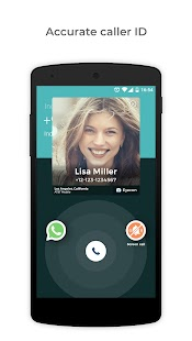 Eyecon: Caller ID, Calls and Phone Contacts Screenshot