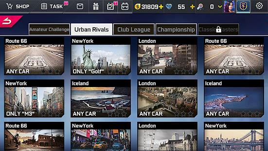 Street Racing HD Unlimited Money