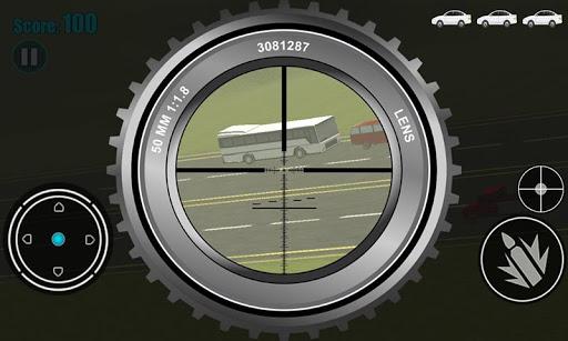 Sniper Traffic Hunter Game 1.5 screenshots 2