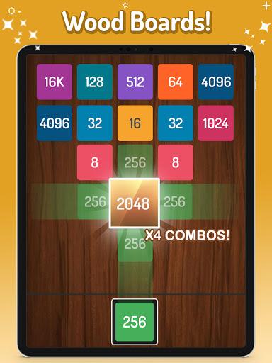 X2 Blocks u2013 2048 Merge Puzzle Game android2mod screenshots 13
